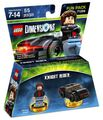 Pack Heros LEGO Dimensions Knight Rider
