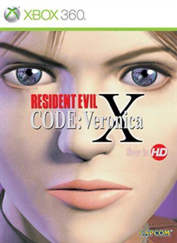 Resident Evil Code : Veronica X - Jeu complet - Version digitale