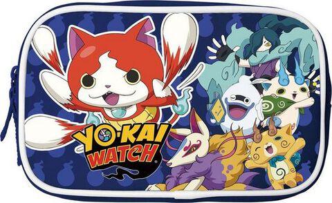 Sacoche souple Yo-kai Watch 3DS/3DS XL