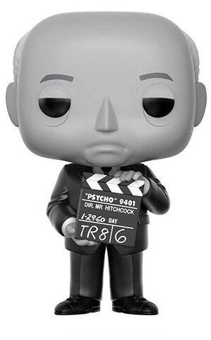 Figurine Funko Pop! N°624 - Réalisateurs - Alfred Hitchcock