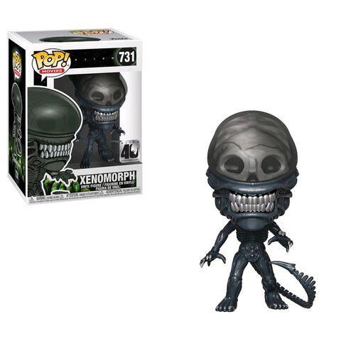 Figurine Funko Pop! N°731 - Alien 40th - Xenomorph