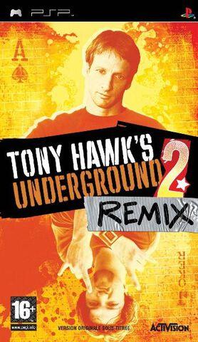 Tony Hawk's Underground 2, Remix