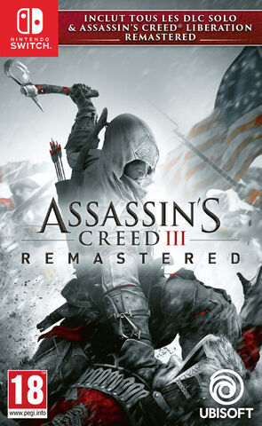 Assassin's Creed 3 + Ac Liberation Remaster
