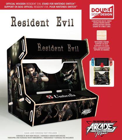 Arcade Mimi - Resident Evil