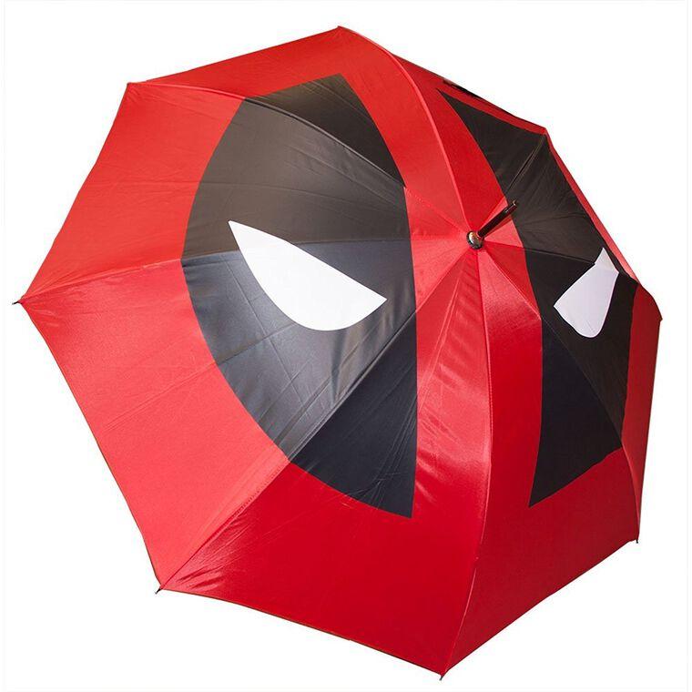 Parapluie - Deadpool - Katana et Logo
