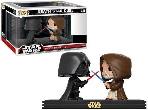 Figurine Funko Pop! N°225 - Star Wars - Dark Vador & Obi Wan Kenobi Twin Pack Ltd