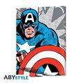 Toile - Captain America - Pop Art (30x40)