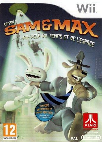 Sam & Max Saison 2, Au-dela Du Temps Et De L'espace