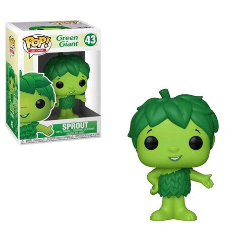 Figurine Funko Pop! Icones N°43 - Géant Vert - Sprout