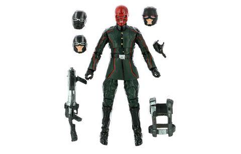 Figurine - Marvel - Marvel Studios 10e anniversaire Red Skull - Exclusivité Micromania-Zing