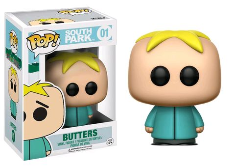 Figurine Funko Pop! N°01 - South Park - Butters