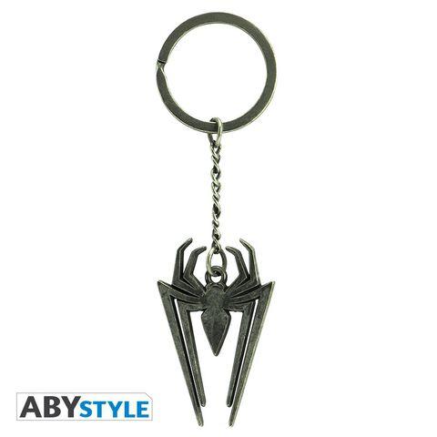 Porte-cles - Spider-man - Emblème 3d