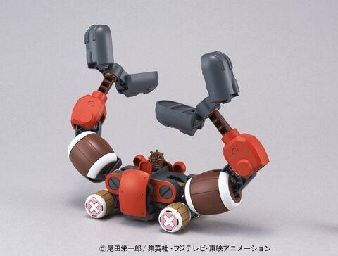 Maquette - One Piece - Chopper Robot #5 - Chopper Crane