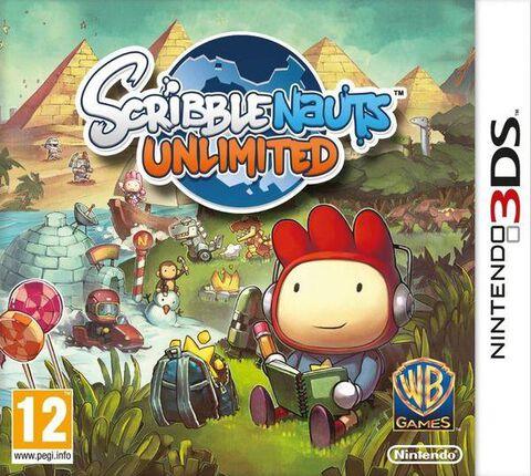 Scribblenauts : Unlimited