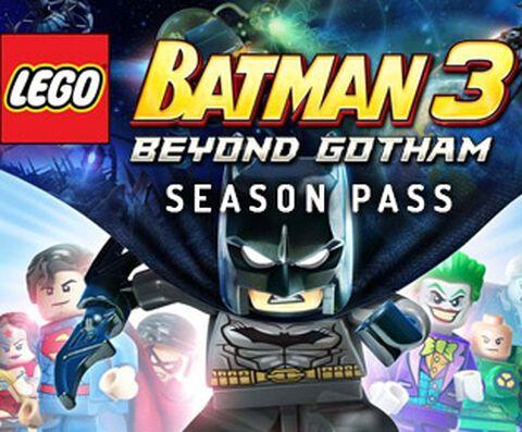 Season Pass - Lego Batman 3 : Au-delà de Gotham - PS4