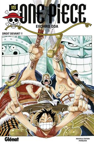 Manga - One Piece - Edition Originale Tome 15