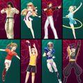 Dlc Tales Of Xillia 2 Pack De Tenues De Sport