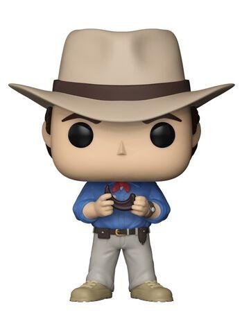 Figurine Funko Pop! N°545 - Jurassic Park - Docteur Alan Grant