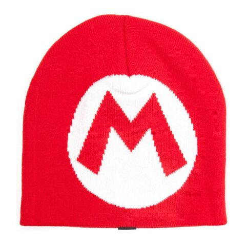 Bonnet - Nintendo - Red Mario