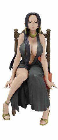 Statuette Girly Girls - One Piece - Boa. Hancock