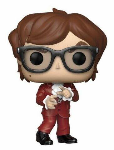 Figurine Funko Pop! N°643 - Austin Powers - Austin en costume rouge