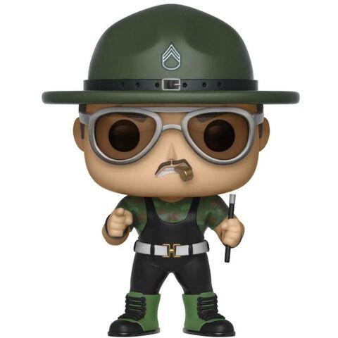 Figurine Funko Pop! N°54 - WWE - S8 Sergent Slaughter