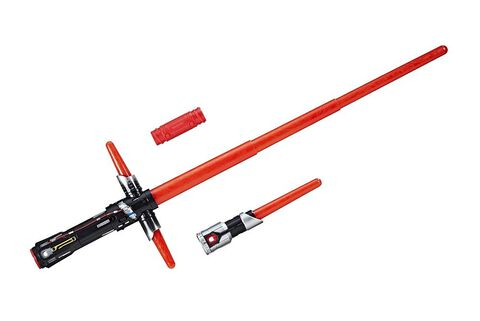 Jouet - Star Wars - Sabre Electronique Kylo Ren