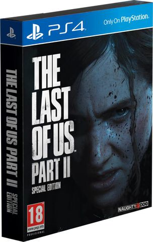 The Last Of Us Part II Special Edition - Versions PS5 et