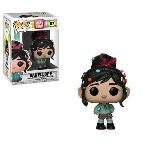 Figurine Funko Pop! N°07 - Ralph 2.0 - Vanellope