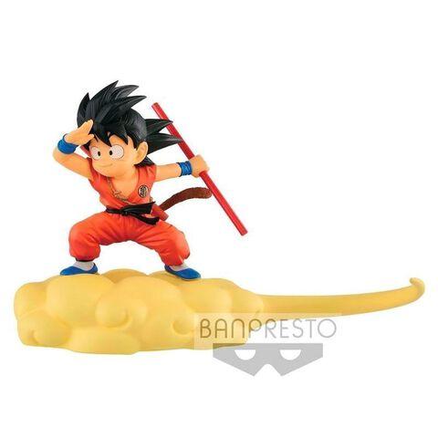 Figurine Kintoun - Dragon Ball - Sangoku Version Orange Kamé 13 cm