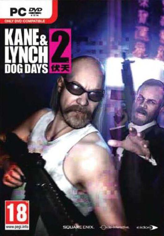 Kane & Lynch 2, Dog Days