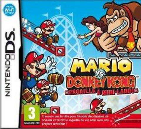 Mario Vs Donkey Kong : Pagaille à Mini-land