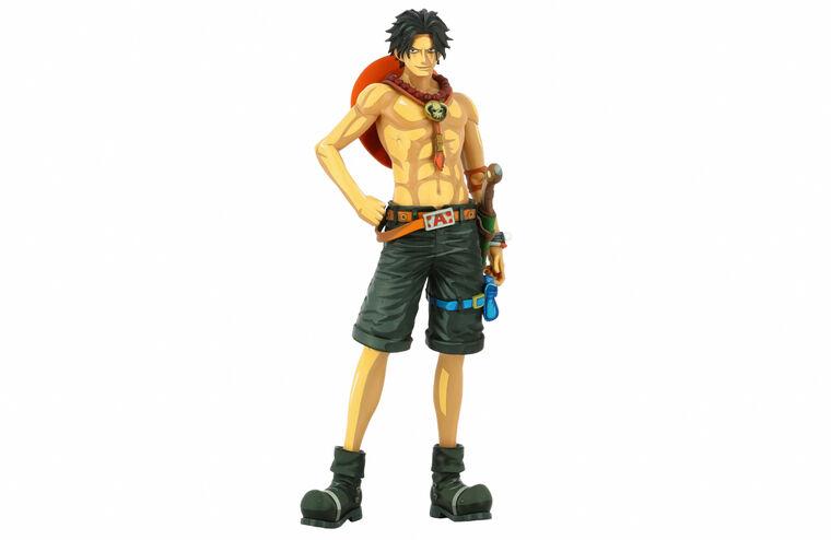 Figurine Grandista - One Piece - Portgas D.ace