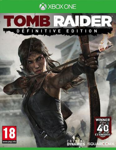 Tomb Raider HD Définitive Edition