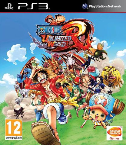 One Piece Unlimited World Red : Edition Chapeau de Paille