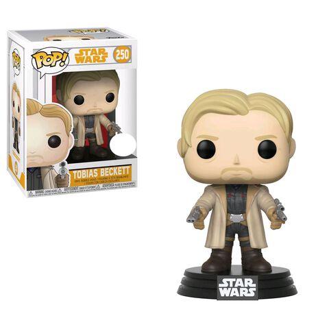 Figurine Funko Pop! N°250 - Star Wars Solo - Tobias Beckett