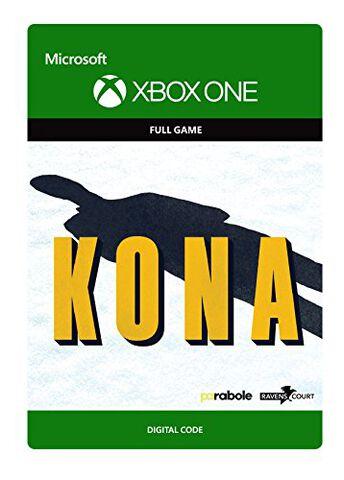 Kona - Jeu complet - Version digitale