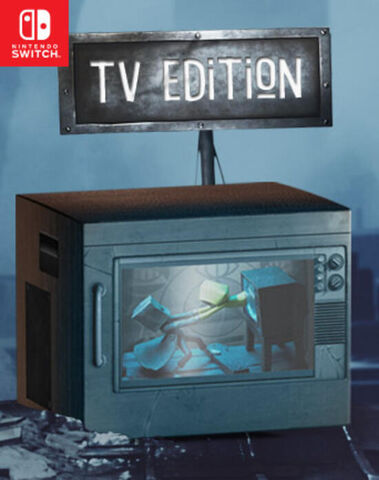 Little Nightmares II Tv Edition