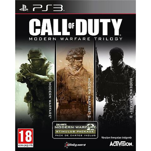 Call of Duty : Modern Warfare Trilogy