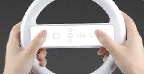 Volant Couleur Pour Télécommande Wii U
