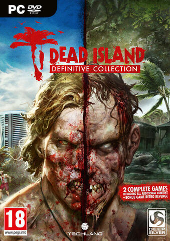 Dead Island Definitive Collection Jfg