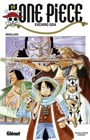 Manga - One Piece - Edition Originale Tome 19
