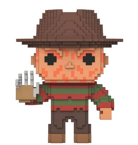 Figurine Funko Pop! N°22 - Les Griffes de la Nuit - Freddy Krueger 8-bit