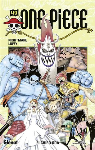 Manga - One Piece - Edition Originale Tome 49