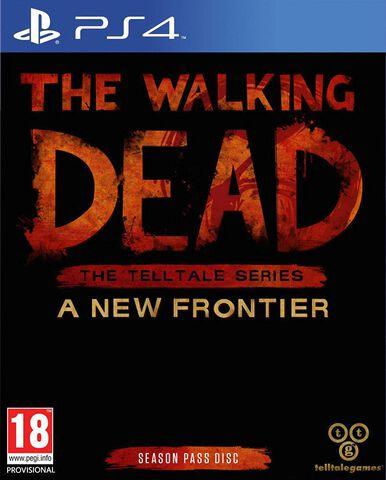 The Walking Dead - The Telltale Series : Une Nouvelle Frontière