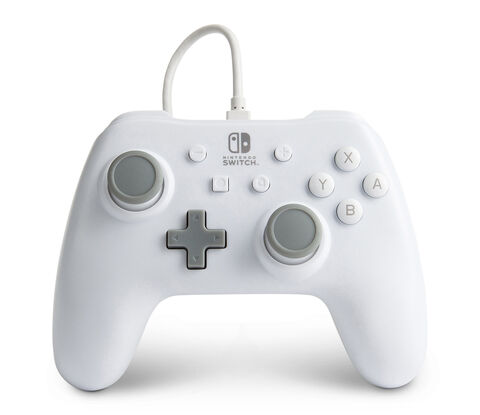 Manette Filaire Switch Blanche