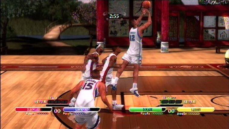 NBA Ballers, Chosen One