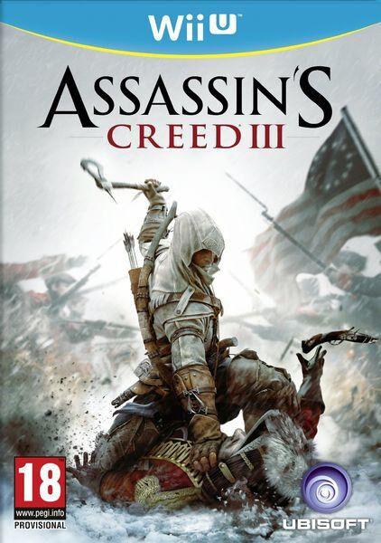 Assassin's Creed III - Wii U - Nintendo Wii U
