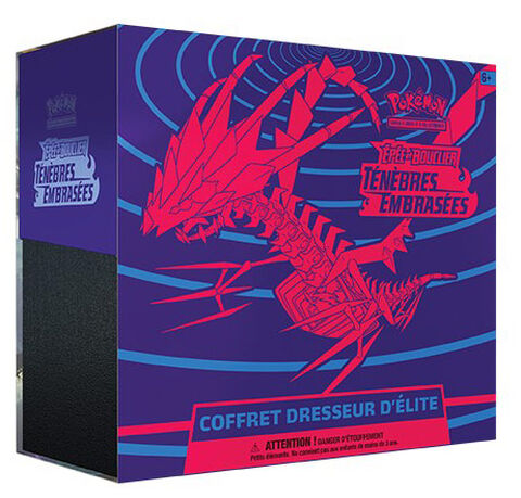 Coffret - Pokémon - Elite Trainer Box Eb03