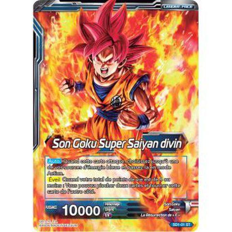 Starter - Dragon Ball Super - Starter 1